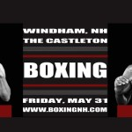 Boxing Windham NH Rim Hampton Castleton May 31 April 12 tickets event