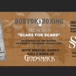 Sully Erna Godsmack Boxing Nashua NH August 16 event tickets