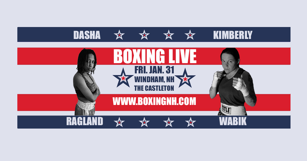 Boxing Windham NH Castleton January 31