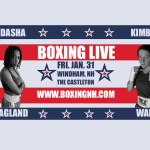 Boxing Windham NH Castleton January 31