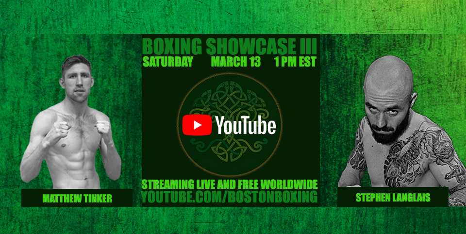 Boston Boxing March 13 Youtube
