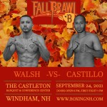 Boxing Windham NH Dedham MA tickets event