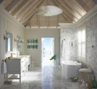 Summer Inspired Bathroom Styles | Boston Design Guide