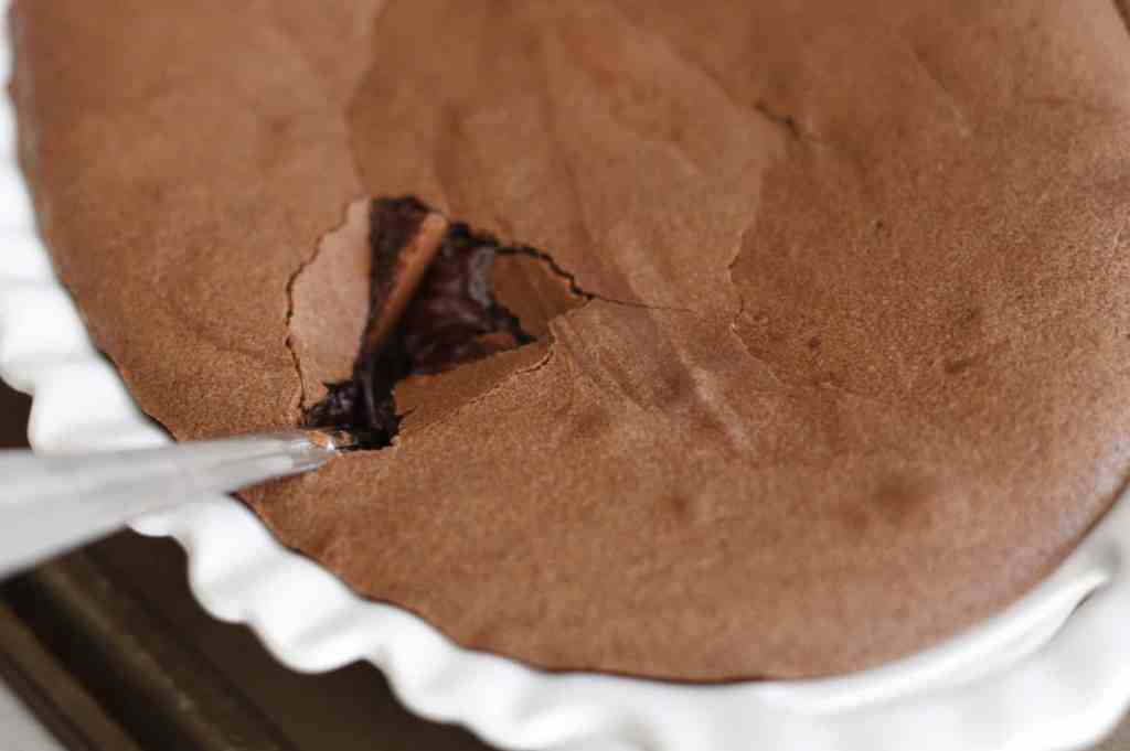 Barefoot Contessa Chocolate Brownie Cake