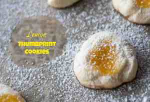 lemon cookie word photo