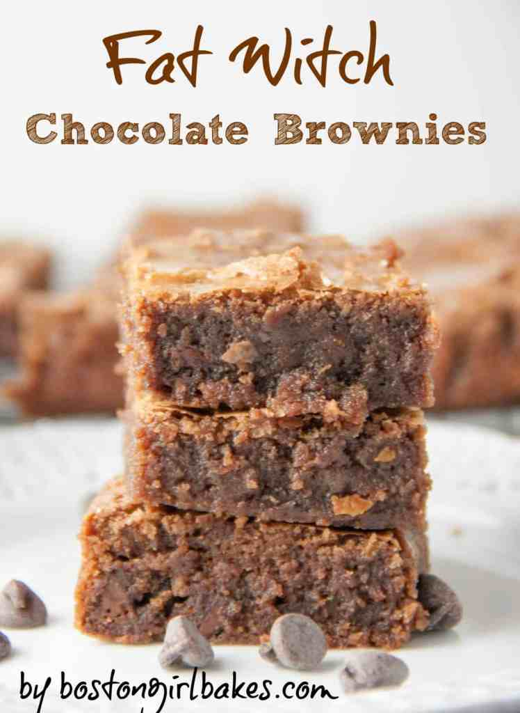 Fat Witch Chocolate Brownies