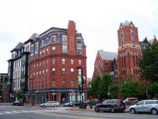 tremont and clarendon st, south end