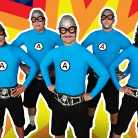 REVIEW: The Aquabats Save The Paradise Rock Club from Attack!