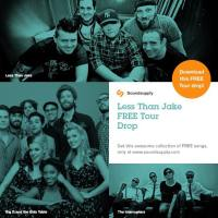 Free Download: Less Than Jake Tour Sampler w/ Big D and The Interrupters