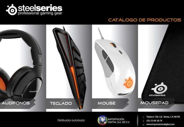 CatalogoSteelSeries