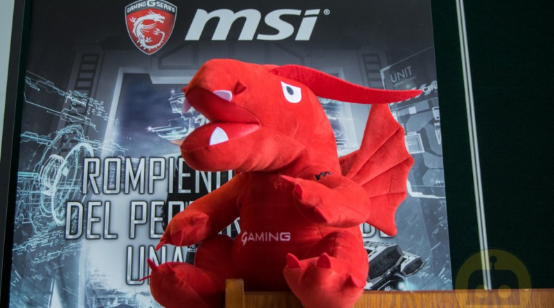MSI regresa a México anunciando portátiles Gamer con GeForce GTX 10 Series