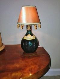 Agavero Bottle Lamp By Scott | How To Make A Bottle Lamp