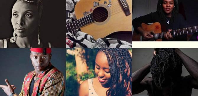 New Music: Naomi Wachira, Jason Sibi-Okumu, Kali, Barbara Wangui, Navalayo Nazzva + Obinna