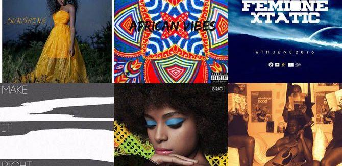 New Music: Anthony Wasonga, Alfa Mars, FemiOne, Muthoni The Drummer Queen, Nuru + Outgrown