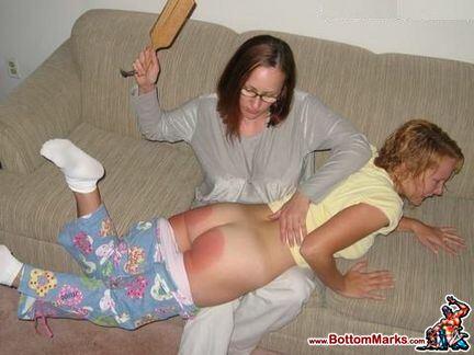 real life spanking daughter