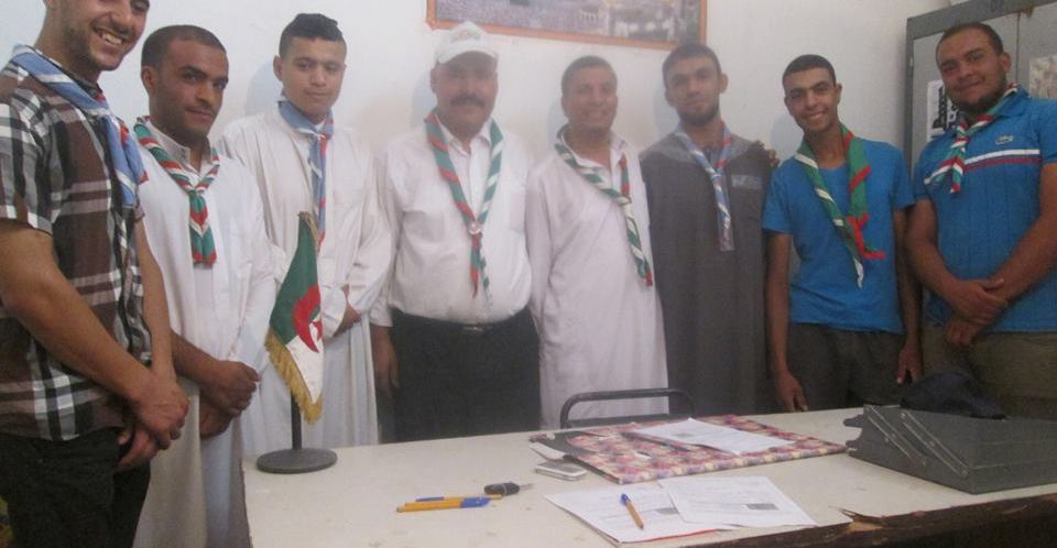 مقاطعة عين الملح للكشافه الاسلامية الجزائرية