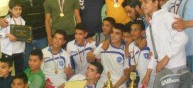 فريق شباب بوسعادة يحصد لقب البطولة الولائية لكرة اليد