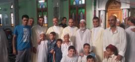مسجد عبد الله بن مسعود ببوسعادة يكرم حفظة القران