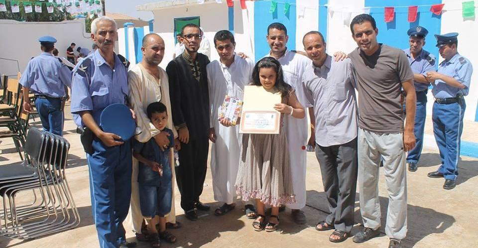 امن دائرة سيدي عامر يحتفل بالعيد الوطنى للشرطة