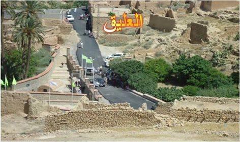 سكان العليق بلدية ولتام يطلبون بالغاز الطبيعي