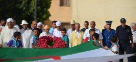 بوسعادة تحتفل بالذكري 61 لهجمات الشمال القسنطيني 1955