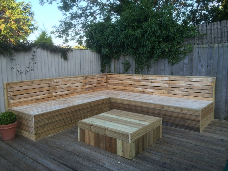 Pallet Furniture What A Solution
