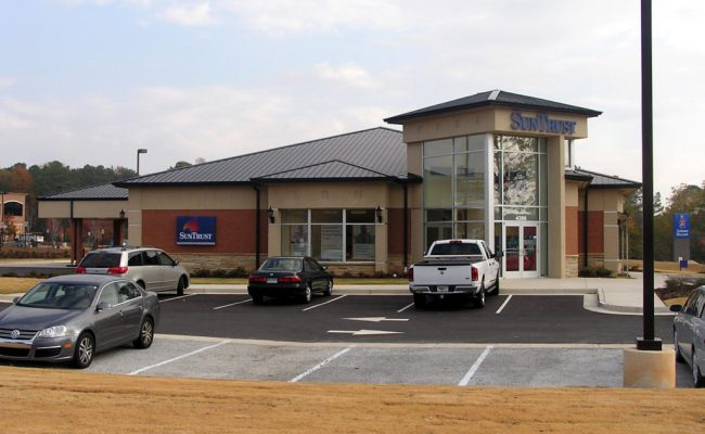 Net Lease Suntrust Property Profile And Cap Rates The Boulder Group