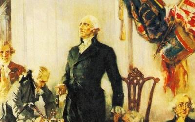 George Washington Speaks to Election 2016