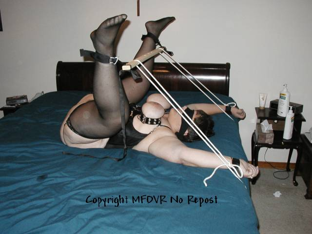 bondage device self