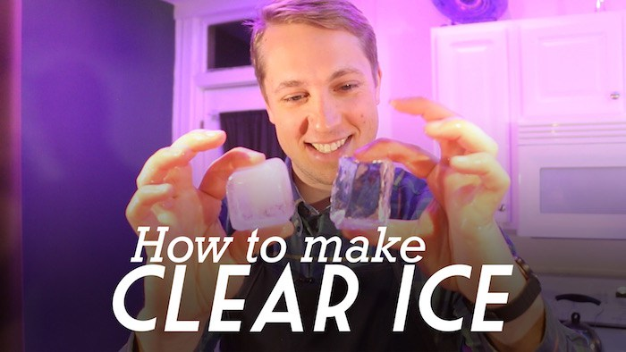 How To Make Clear Ice [VIDEO]