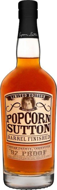 New: Popcorn Sutton Barrel Finished