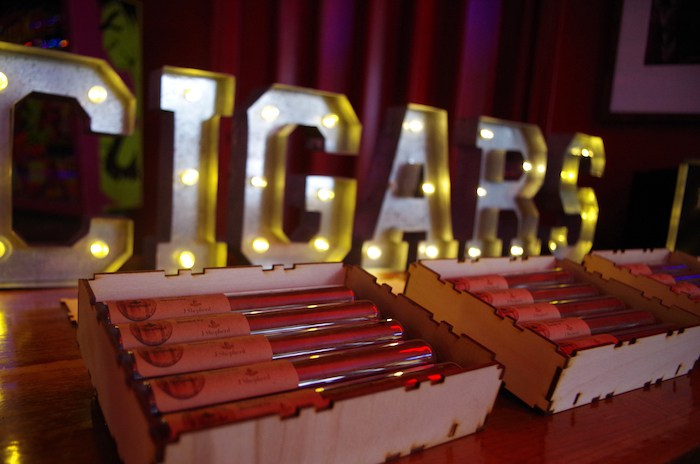 Louisville's Jason Shepherd Debuts Bourbon Infused Cigars