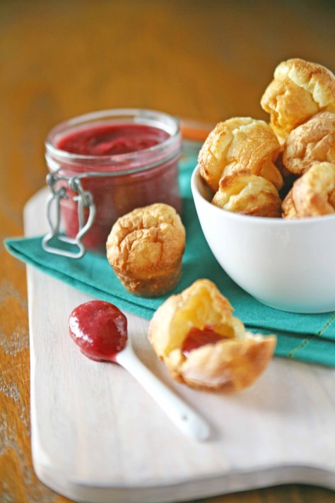 Mini Popovers | BourbonAndHoney.com