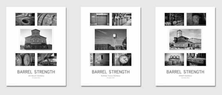Barrel Strength Bourbon Posters