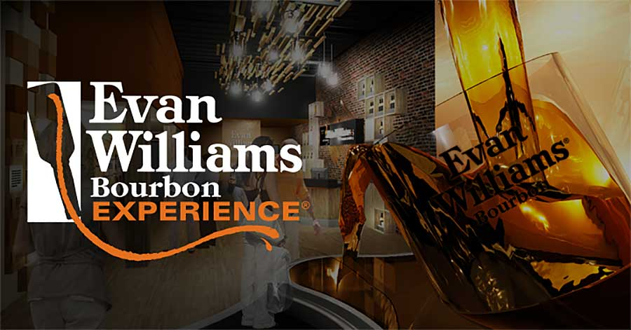 Evan Williams Bourbon Experience Header