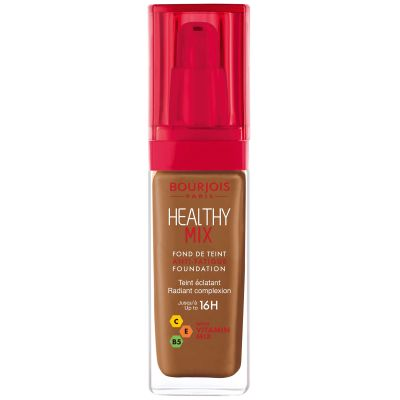 Healthy Mix foundation shade extension  Foundation 63 Cocoa Bourjois