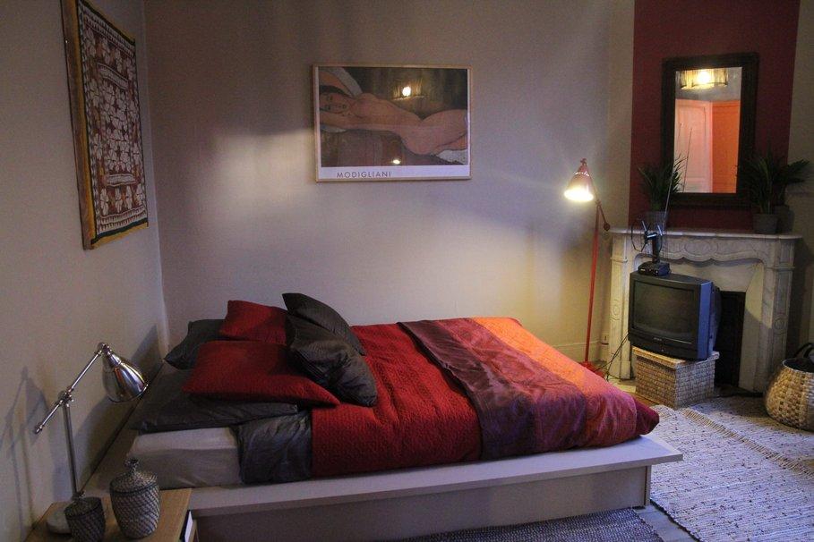 Tableau Deco Chambre Adulte - Maison Design - Apsip