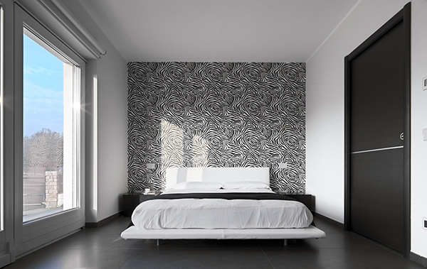Papier Peint Chambre A Coucher - Maison Design - Apsip