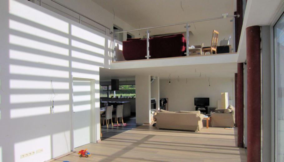 Integrale verbouwing en uitbreiding van een jaren u002760 villa te - creer plan de maison