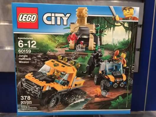 lego city advent calendar 2017 instructions