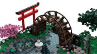 [Uitgelicht] LEGO Ideas Japanese Tea Garden ...