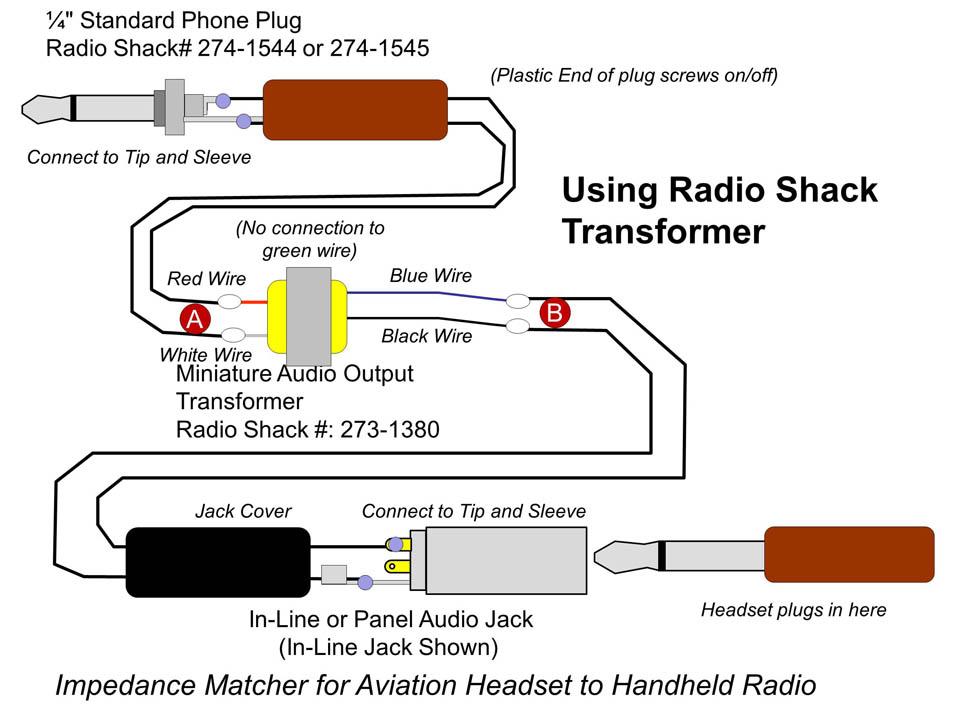 Aviation Headset Plug Wiring Schematics Wiring Schematic Diagram