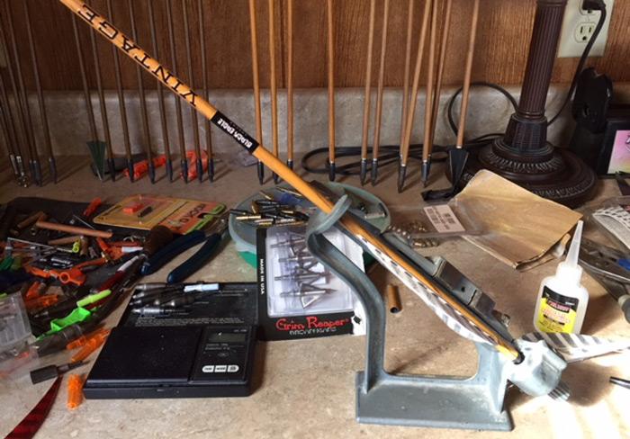 Gear Review Black Eagle Traditional Arrows \u2013 BowhuntingNet