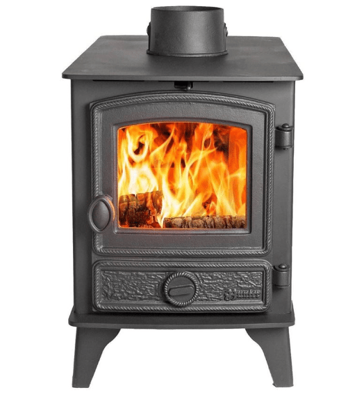 Review: Hunter Hawk 4D Double Sided Stove