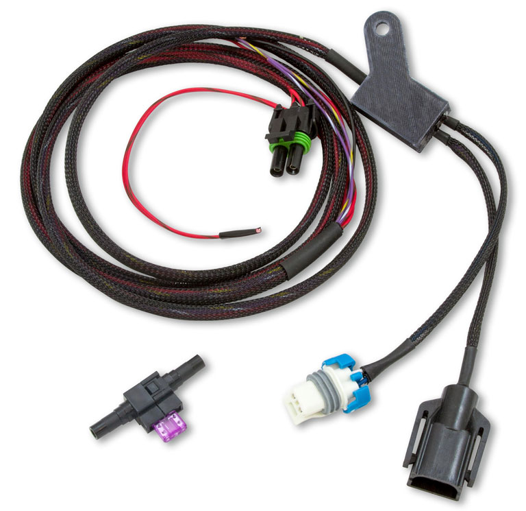Tremec T-56 Magnum All-in-one Wiring Harness, with Reverse Lockout