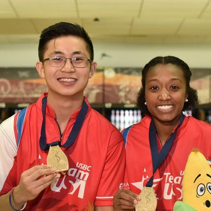 United States sweeps Singles at 2016 World Youth Championships