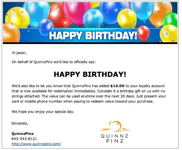 Sample Happy Birthday Email 10 luxury free birthday email cards - sample happy birthday email