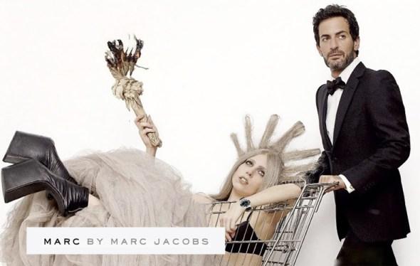 Pub Marc By Marc Jacobs Lady Gaga