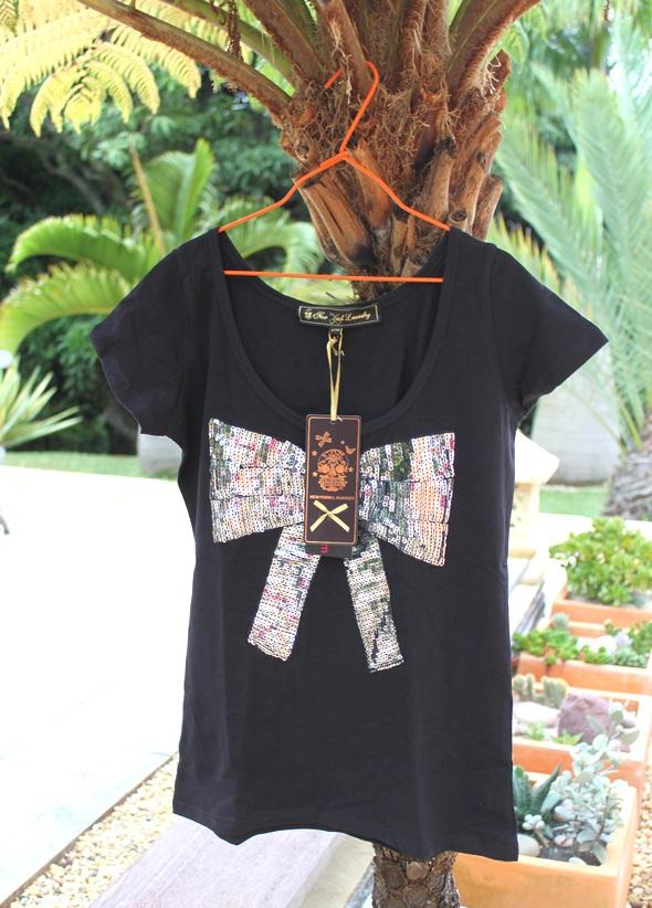 bow shirt