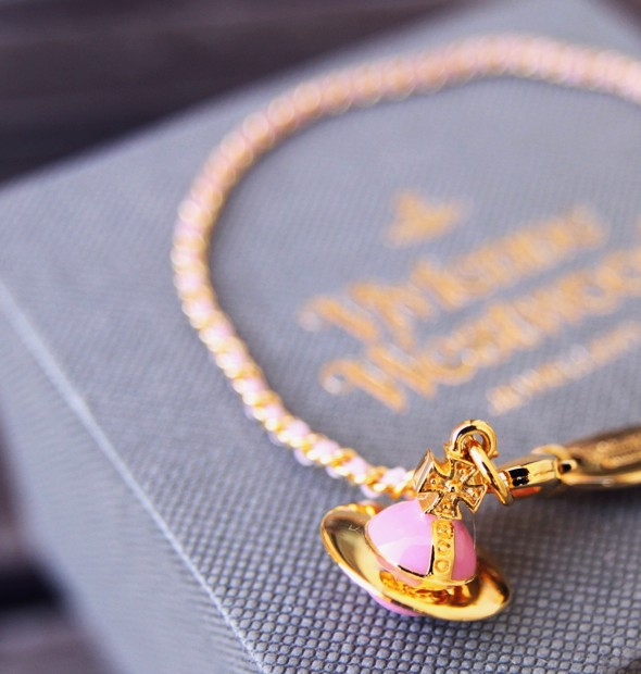 -bracelet vivienne westwood orb pink rose_effected
